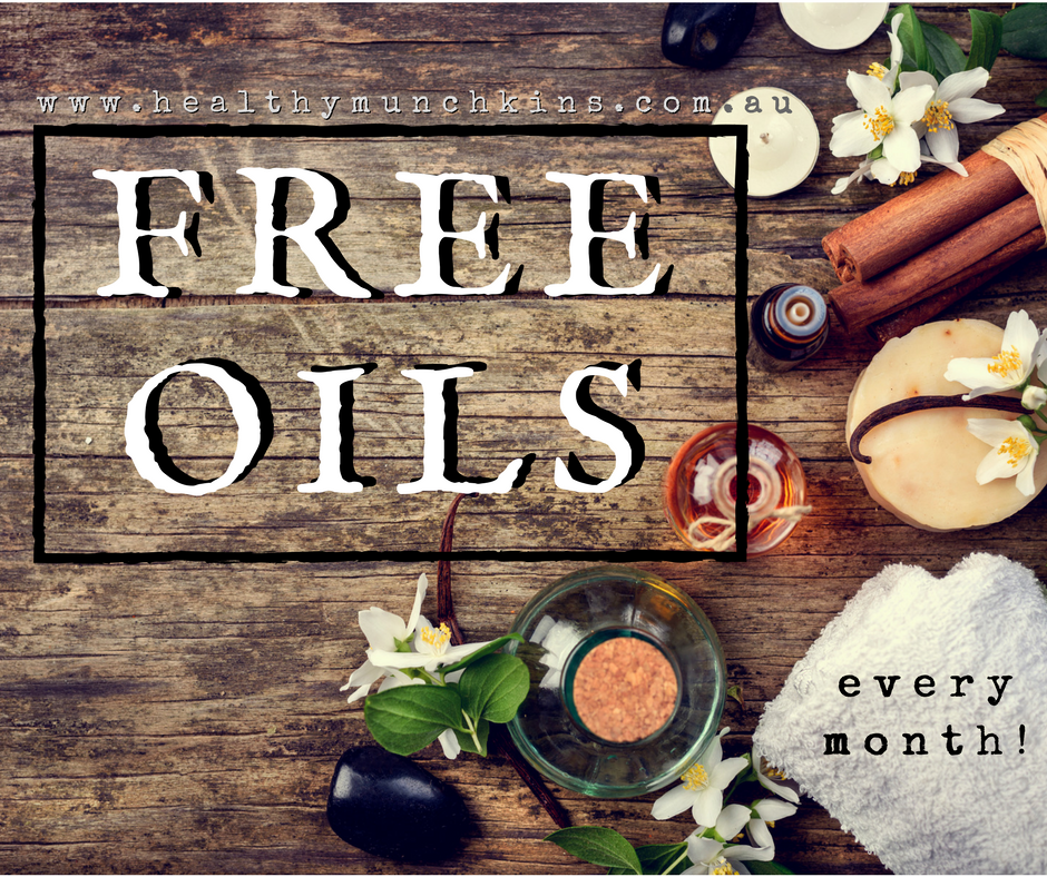 FREE OILS every month