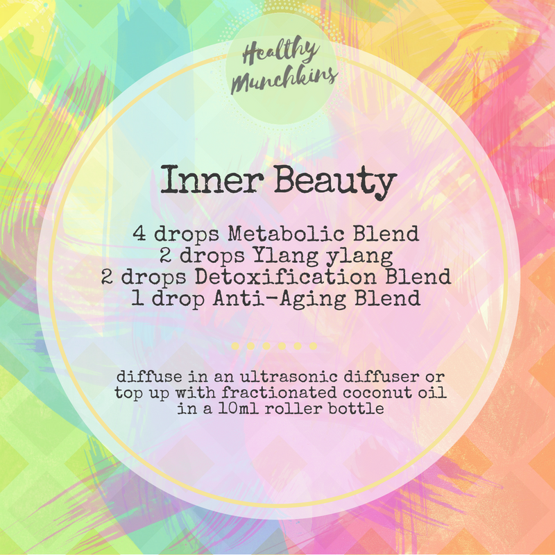 Topical blend - Inner Beauty - healthy munchkins