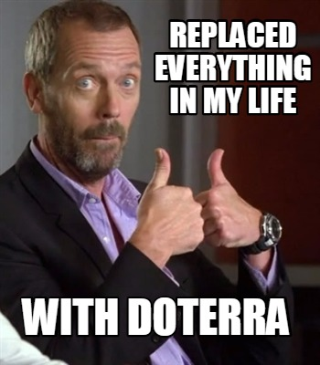 doTERRA saves money